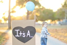 Gender Reveal Inspiration / by Brittany Rice Photography