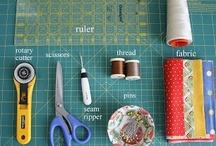 Sewing / by Katrina Jones