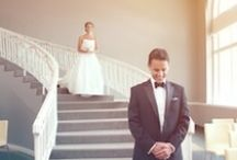 First Look Ideas / by Brittany Rice Photography