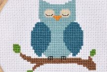 Cross Stitch / by Brittany Torbik