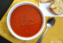 Food: Soup / by Michelle Johnson