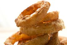 Food: Fried Things / by Michelle Johnson