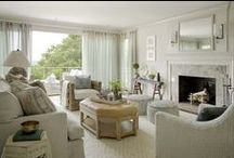 Inspired | Family Rooms / Family room ideas.
