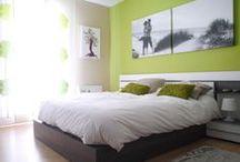 Nuestros clientes decoran / Un espacio donde poder ver como quedan las grandes ideas de nuestros clientes para decorar con sus fotos.