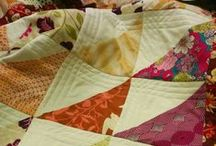 Quilts and stuff I made / by Elizabeth Ray