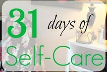 31 Days of Self-Care / Taking time for self-care as a mom of three little ones!