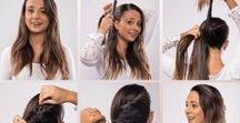 CABELO / Aqui você aprende o melhor para os diferentes tipos de cabelo, além de passo a passo de penteados. Temos mais de 100 cursos da área da beleza e que te ensinam a faturar em um salão como cabeleireiro/a. Vem conhecer nossos cursos on-line ;)
