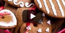 RECEITAS NATALINAS: GANHE DINHEIRO! / Aprenda receitas incríveis de doces e salgados para ganhar dinheiro no Natal!