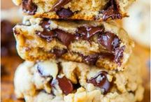 Cookies, Bars & Healthy Treats