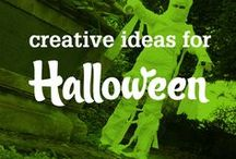 Creative Halloween ideas / Creative and fun ideas to help you win that Halloween competition!