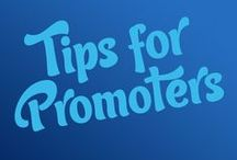 Tips for Promoters / This board features helpful advice if you want to run competitions, giveaways, sweepstakes or contests!