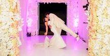 Wedding Reception by Chrisman Studios