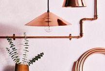 Deco rose et rouge / Pink & Red Interior / Découvrez ma sélection d'ambiances d'intérieur pour une décoration qui vous ressemble ! Des bonnes idées dans les tons rosés pour votre #homesweethome A retrouver aussi sur www.lelabonet.com