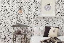 Coup de ❤️ Papier peint / Wallpaper / Pour un intérieur qui vous ressemble, découvrez ma sélection de papiers peints ! #homesweethome A retrouver aussi sur www.lelabonet.com