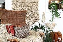 Deco boheme / Bohemian Interior / Découvrez ma sélection d'ambiances d'intérieur pour une décoration qui vous ressemble ! Des bonnes idées chics et bohemes pour votre #homesweethome A retrouver aussi sur www.lelabonet.com