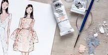 fashion illustrasion!!!