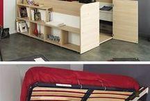 Przechowywanie w małym mieszkaniu