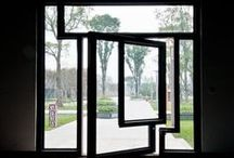 Architecture & Openings / by Delphine Bousseau