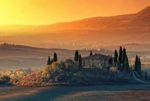 Places I'd Like to Go / by Retha Bylsma