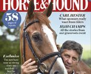 What's in Horse & Hound magazine this week? / Find out who is Horse & Hound's cover star this week and what you can look forward to reading in the magazine