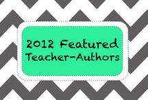 | 2012 • Featured Teacher-Authors | / Here are the 2012 Featured Teacher-Authors of Teachers Pay Teachers