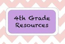 | 4th Grade | / 4th Grade Learning and Education Resources / by TeachersPayTeachers