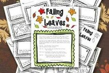 Free Fall Resources + Activities / FREE resources selected for Fall / by TeachersPayTeachers