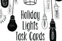 Free Winter Resources + Activities / FREE Learning and Educational Resources for Winter. / by TeachersPayTeachers