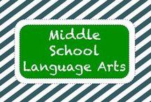 | ELA • Middle School | / Middle School Language Arts Resources