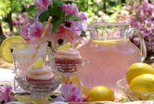 Pink Lemonade / Ideas and inspiration for a pink and yellow party...