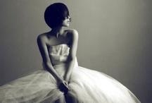 Classic Black And White  / by Nicole Goggins