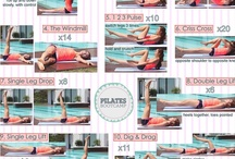 Work Out Ideas / Ideas and inspiration for a fitter me