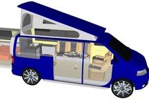 Doubleback Van / by Car Parts