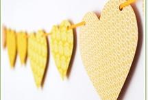 Yellow! / ...bright cheery sunny yellow...