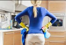 Cleaning Tips / Not that I'll ever use that many.. / by Rose Daugherty-Rudd