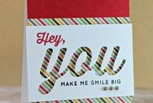 Crafts - Card Ideas / Card designs and wording / by Rose Daugherty-Rudd