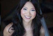 Asian Bridal Hair & Makeup / Hair & Makeup Inspiration for the Asian bride by Design Visage artists