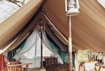 NoMad / Tents / by Ethan Plank