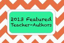 | 2013 • Featured Teacher-Authors | / Here are the 2013 Featured Teacher-Authors of Teachers Pay Teachers