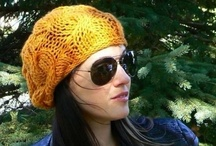 Knitted Hats and More by McKelveyDalton / by Hand Made in Michigan