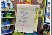 Kindergarten Parent Communication / Ideas to help parents / by Beth Emmons