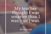 Quotes for Teachers / Inspirational & educational quotes we love!