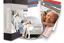 The Everything Binder - Financial, Estate, and Personal Organizer / Www.theeverythingbinder.com Binder, 17 tabs, CD with PDF of all pages.