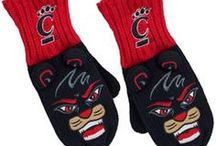 Bearcats Cold Weather Gear / Bundle up! / by Cincinnati Bearcats