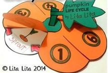 Fall Resources from TpT / Educational resources with a fall theme for all grades and ages. / by TeachersPayTeachers