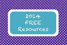 | 2014 • Free Resources | / Educational Resources from teacherspayteachers.com