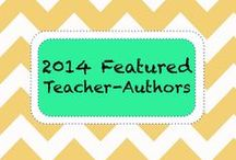 | 2014 • Featured Teacher-Authors | / Here are the 2014 Featured Teacher-Authors of Teachers Pay Teachers