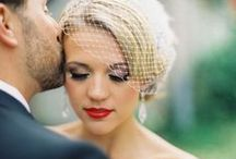 Vintage Hair and Vintage Make up / The best of many decades of the past. Style and grace at its best.