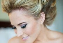 High Fashion Bridal updos / Design Visage Bride's High Fashion Looks