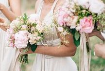 Blush Pink & Gold Weddng